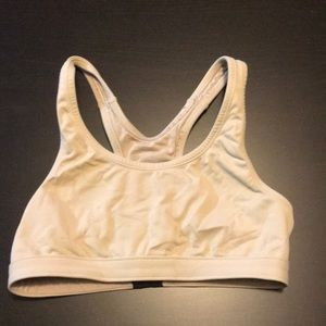 Other - Nude Racerback Sport Bra, Size Small